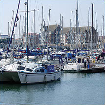 Sovereign harbour Eastbourne