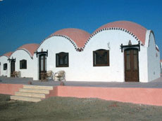 The Madyafa Guest house at Shagra