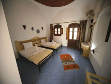 Inside the Madyafa guest house